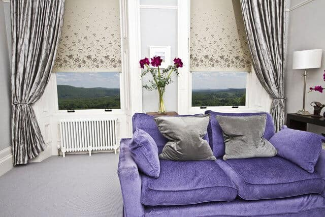Mulberry Roller Blinds