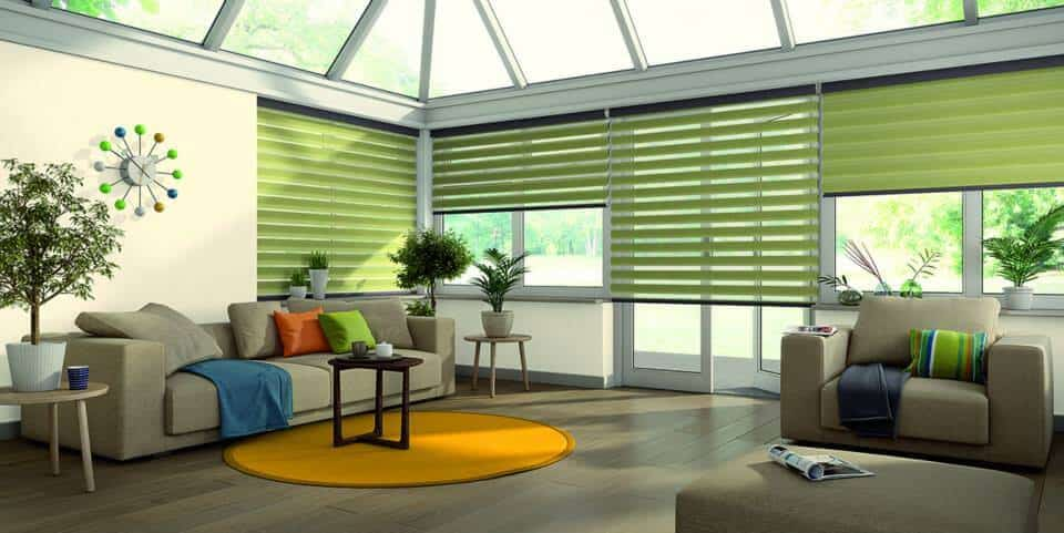 Conservatory Blinds Company in Scotland