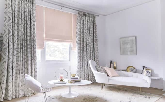 Living Room Blinds in East Kilbride