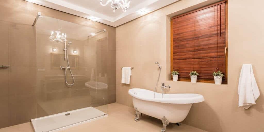 Bathroom Blinds Glasgow in Scotland