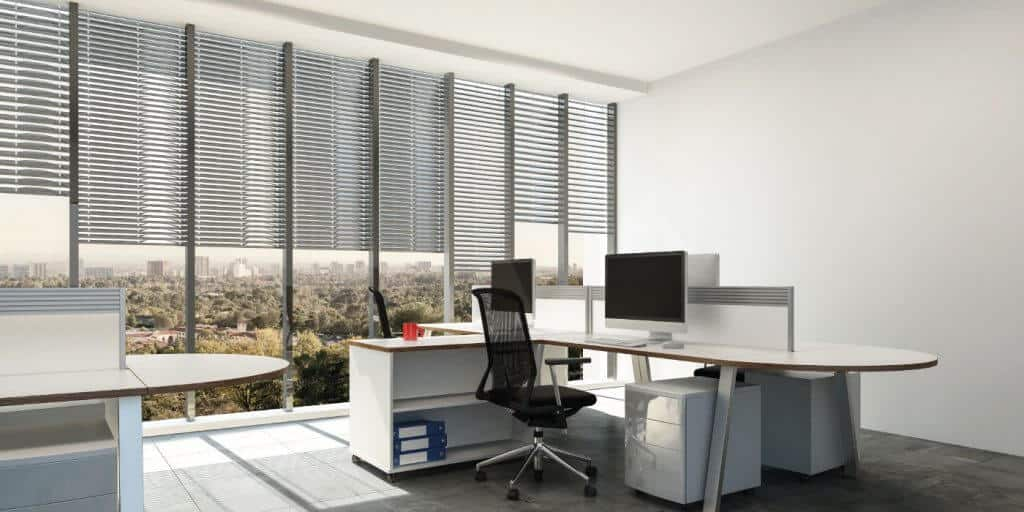 Commercial Blinds Glasgow in Scotland