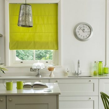 Roman Blinds Glasgow in Scotland