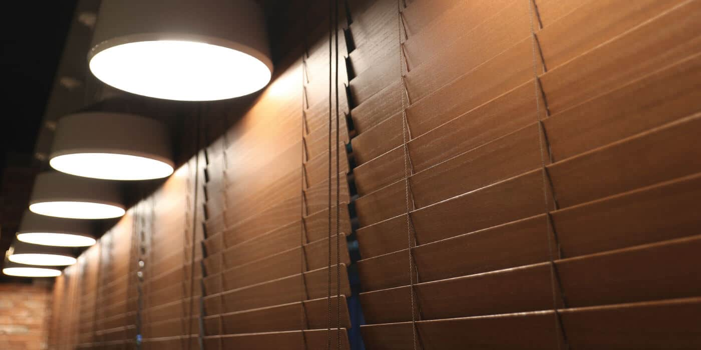 Wooden Venetian Blinds Glasgow