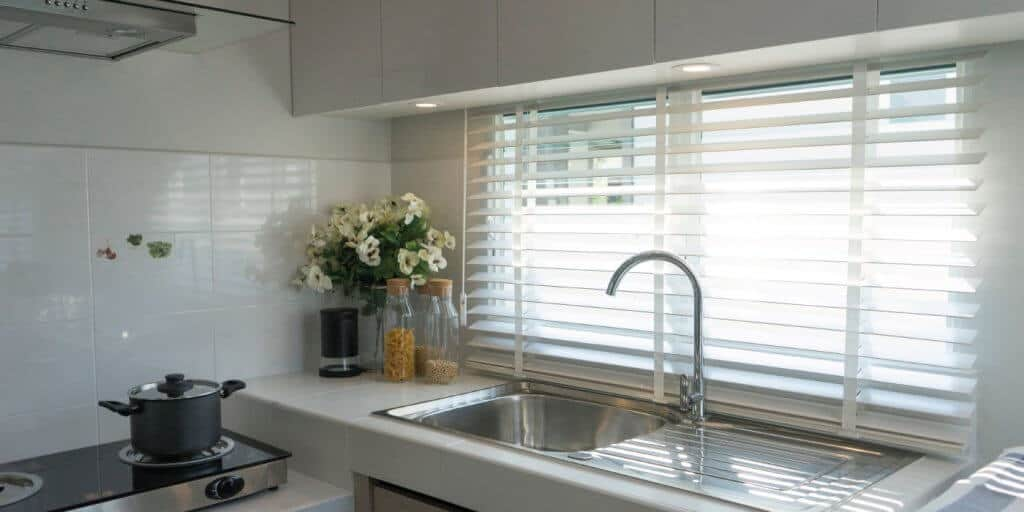 Kitchen Blinds Airdrie
