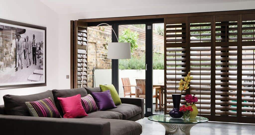 Made to Measure Living Room Blinds Falkirk
