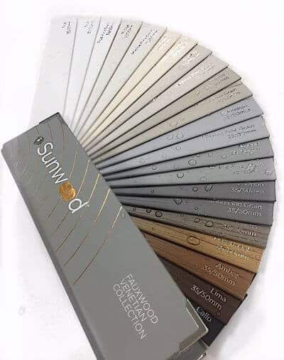 Silver Blinds in all shades Glasgow in Scotland