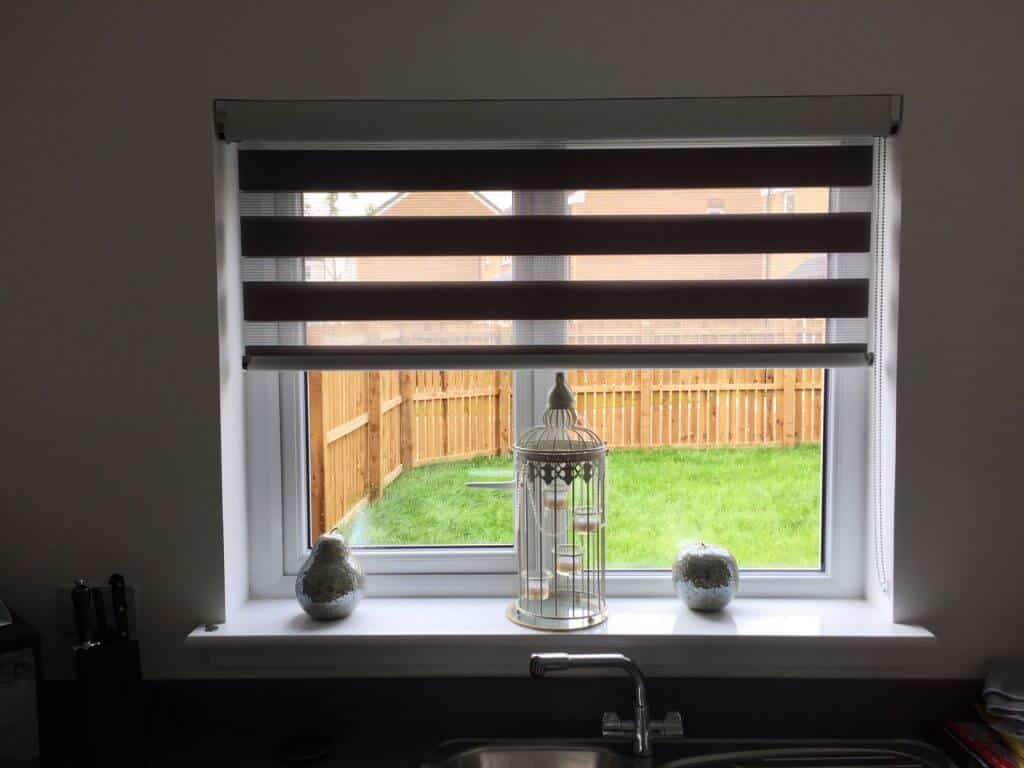 new home Patterned Blinds Glasgow in Scotland