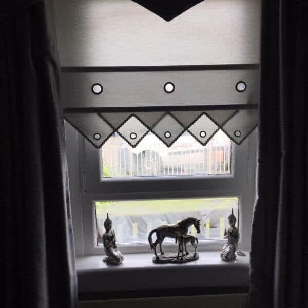 Living Room Blinds in Livingston
