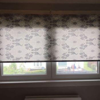 Living Room Blinds in Stirling