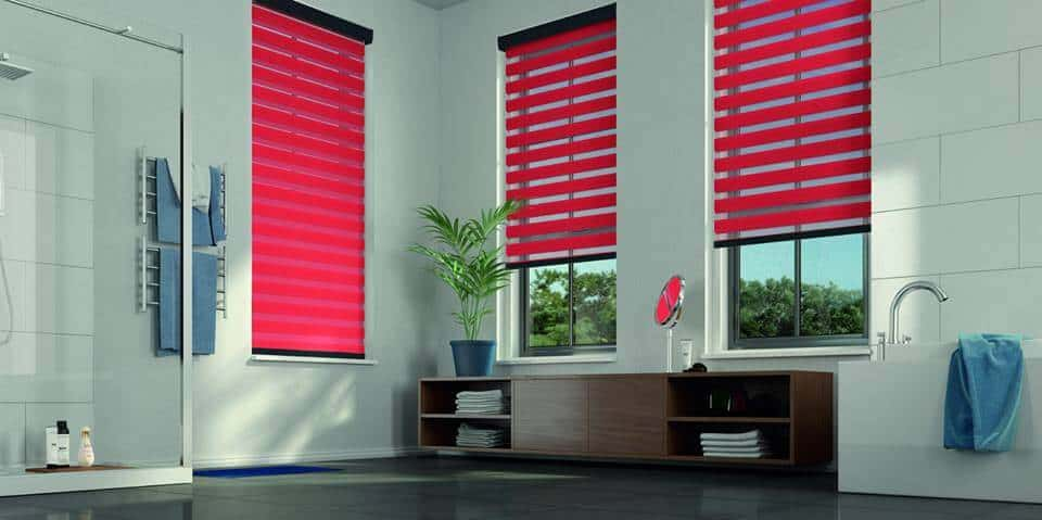 Living Room Blinds in Airdrie