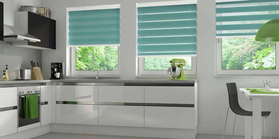 Kitchen Blinds Hamilton