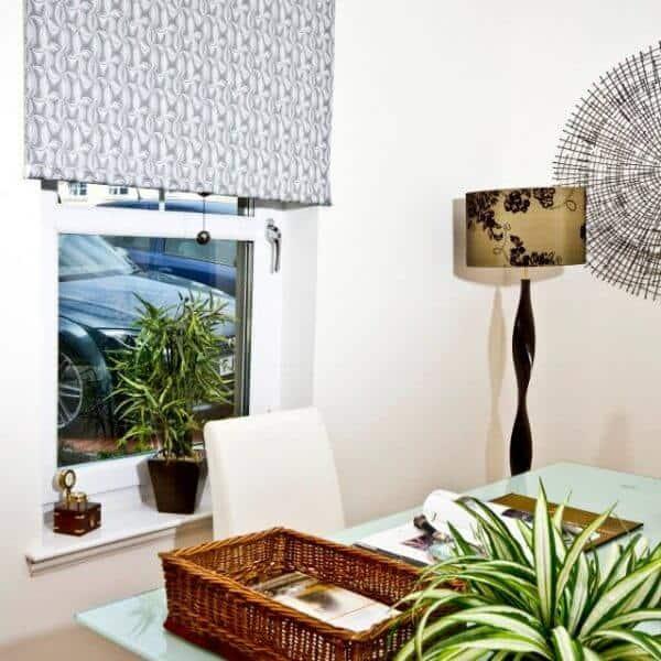 Living Room Blinds Hamilton