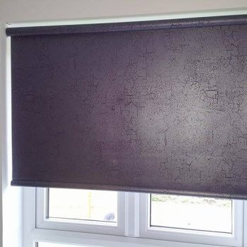 roller blinds purple Glasgow in Scotland