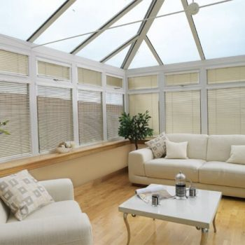 Made to Measure Conservatory Blinds Glasgow in Scotland