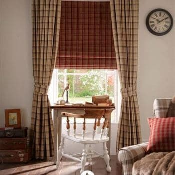 Roman Blinds Company Edinburgh