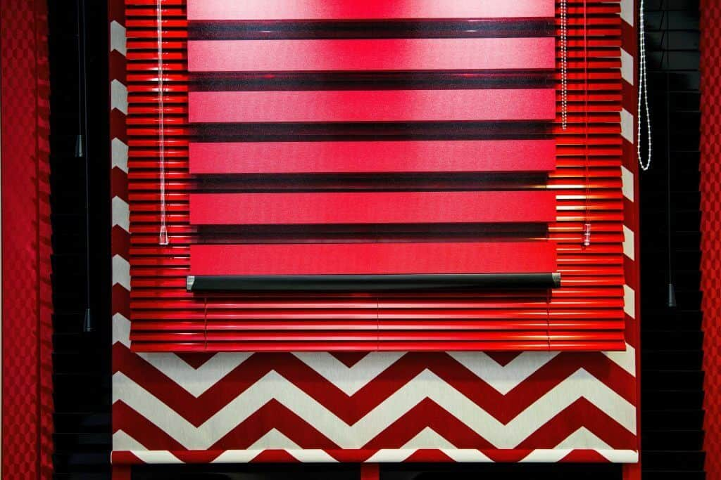 Patterned Blinds Glasgow in Scotland