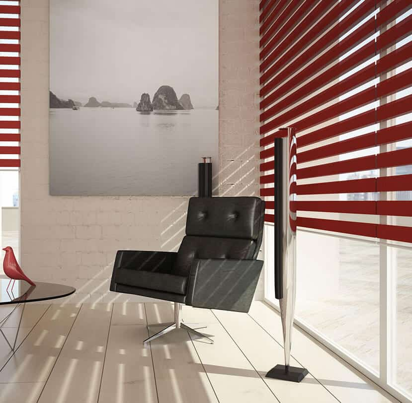 Apartment Bedroom Blinds Glasgow in Scotland