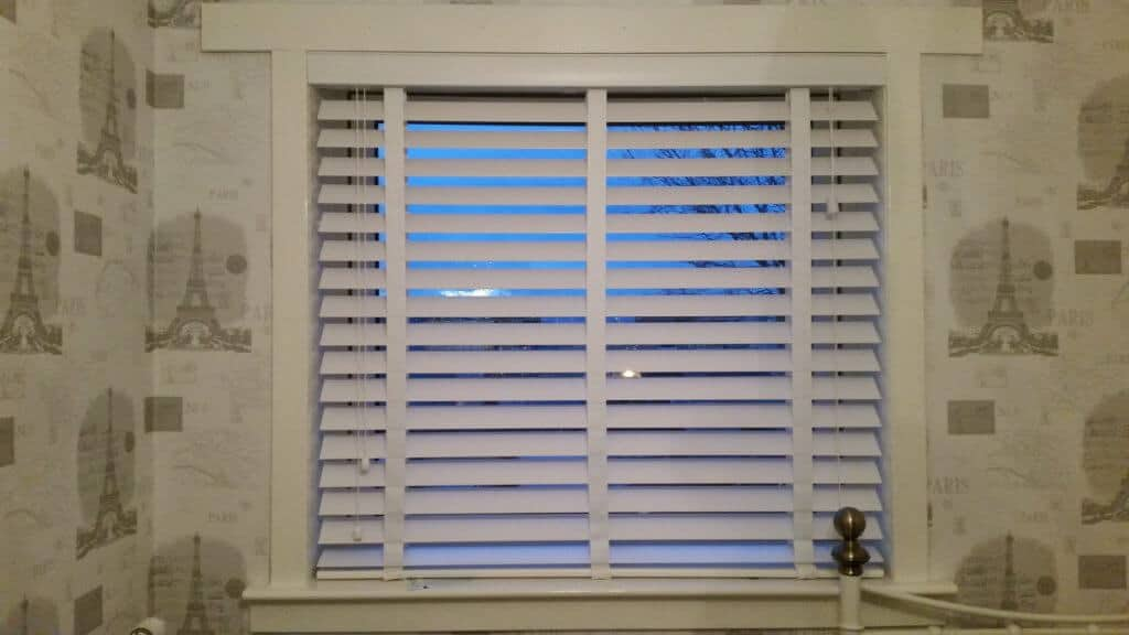 Made to Measure Living Room Blinds Lanark
