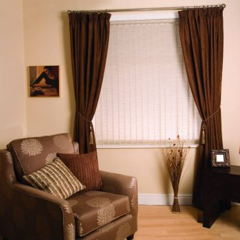 Made to Measure Living Room Blinds Scotland