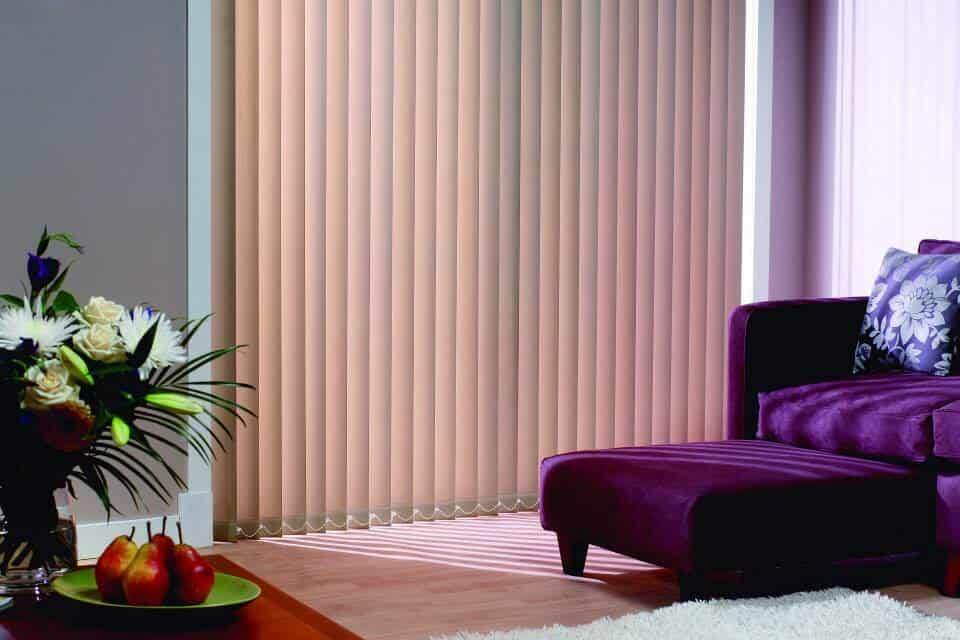 Made to Measure Living Room Blinds Glasgow in Scotland