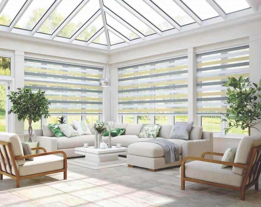 Electric Blinds Glasgow in Scotland