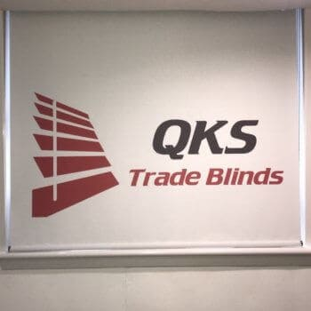Logo Printed Blinds Edinburgh