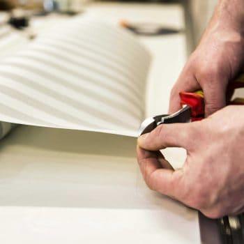 Blinds home measuring service Glasgow