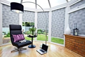 Roman Blinds Livingstone