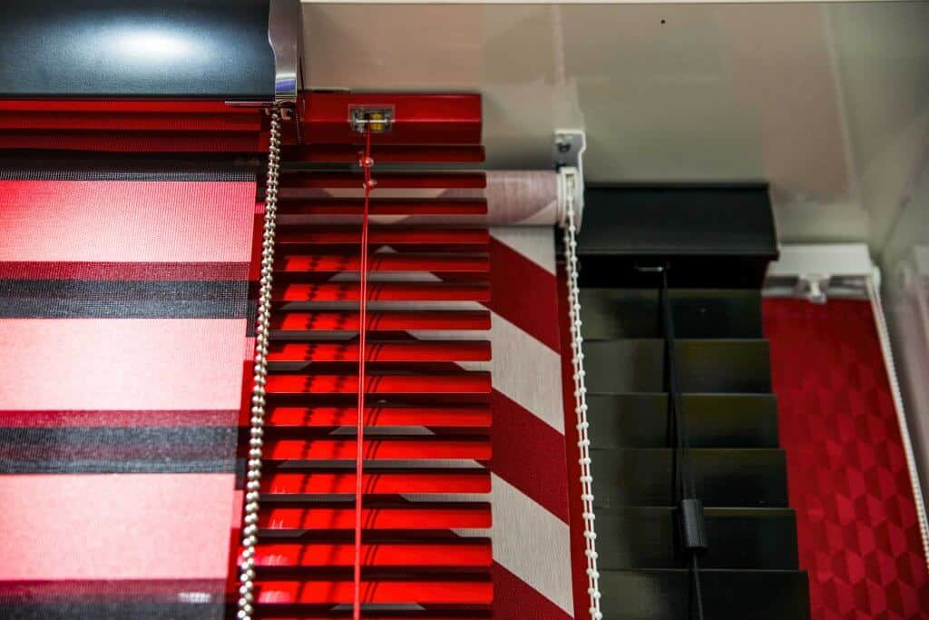 different types of blinds Glasgow in Scotland