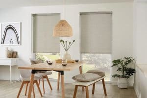 Birch living room Roller Blinds Glasgow