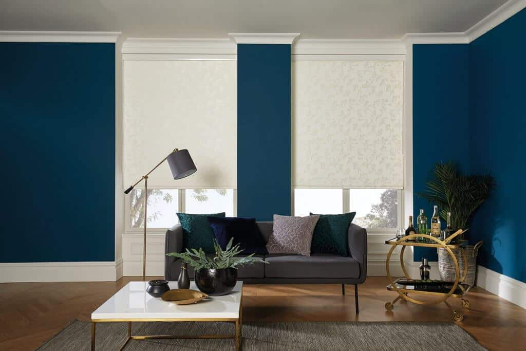 Champagne Roller Blinds Glasgow