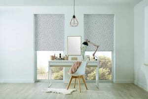 Charcoal Roller Blinds Glasgow