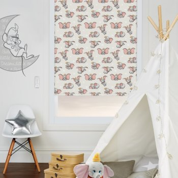 Disney Dumbo Pattern Blinds