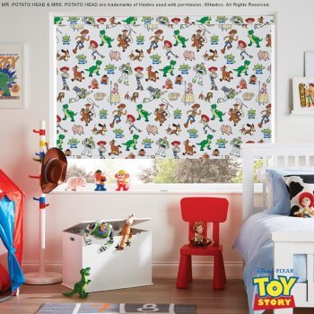 Disney Pixar Toy Story Woody Buzz Lightyear Blinds Glasgow
