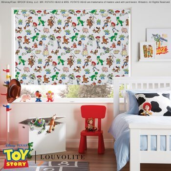 Disney Pixar Toy Story Woody Buzz Lightyear Blinds UK