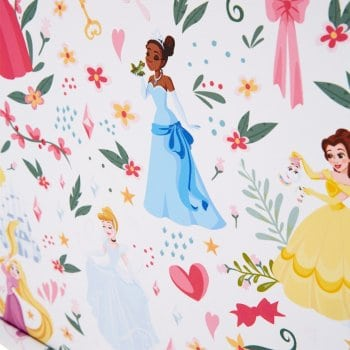 Disney Princess Blinds Material