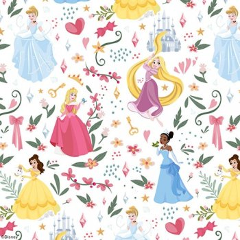 Disney Princess Fabric Blinds