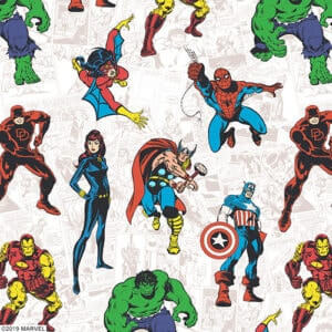 Marvel Avengers Spiderman Captain America Hulk Thor Ironman Spider-man Iron-man Roller Blinds UK Glasgow