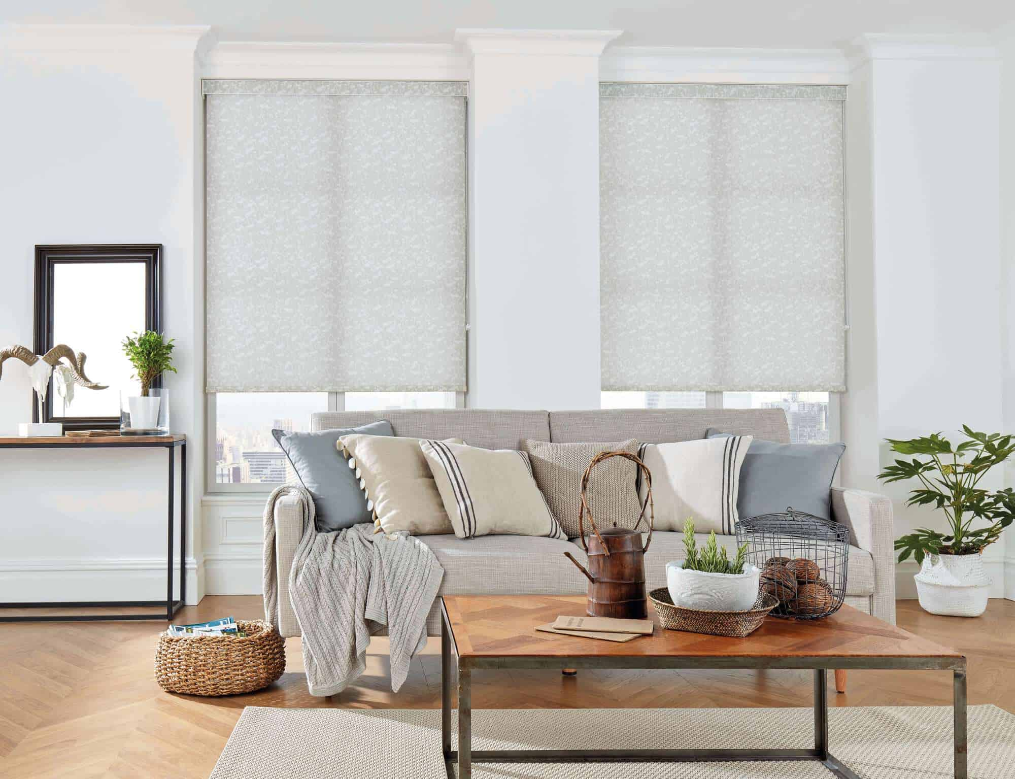 Meadow Lark Roller Blinds Glasgow