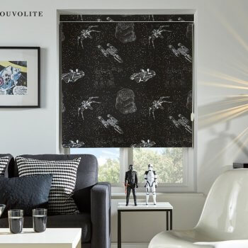 Star Wars Battle Scene Blinds