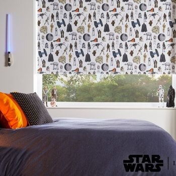 Star Wars Characters and Actors Blinds