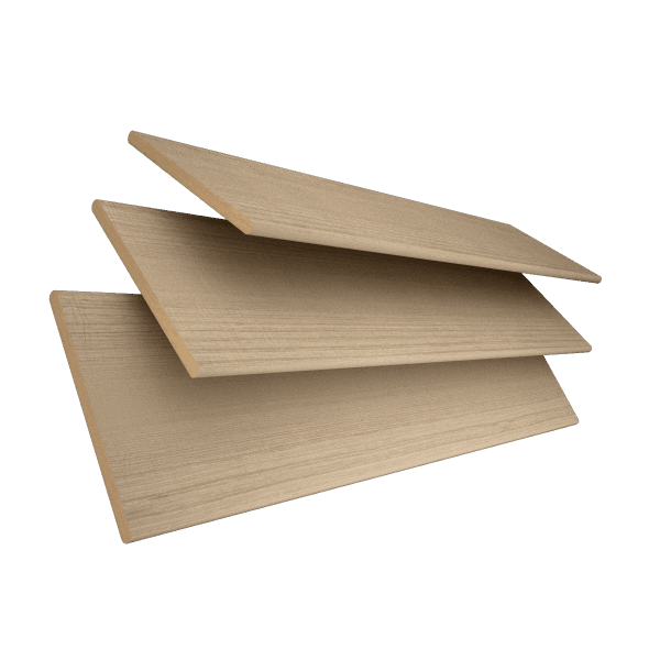 Wooden Blinds Colour Light Brown Nordic Glasgow