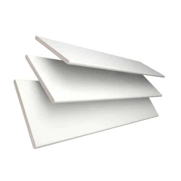 Wooden Blinds Colour Pure White Glasgow