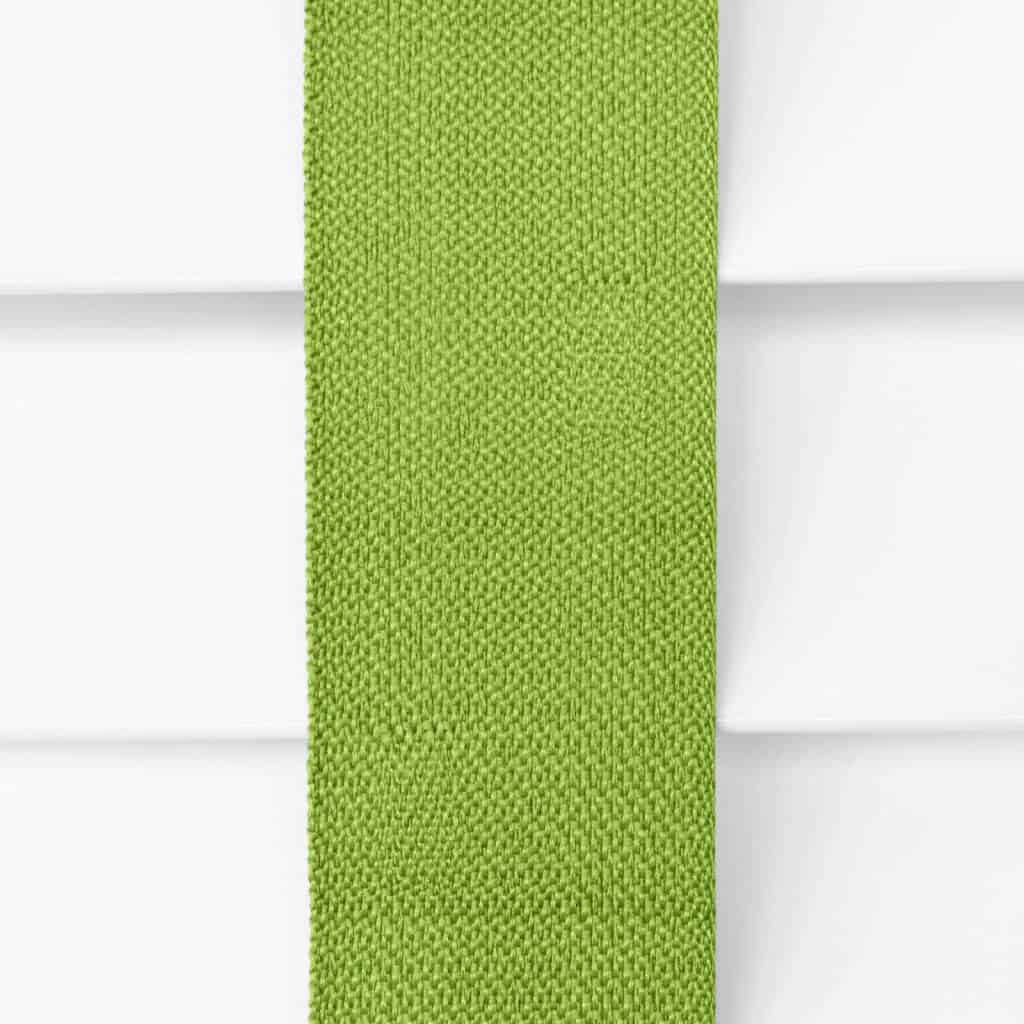 Wooden Blinds Glasgow Tape Taped Colour green