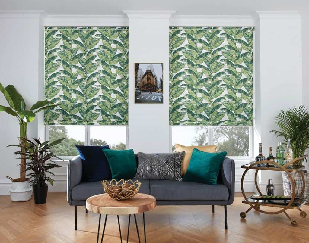Roman Blinds Glasgow Edinburgh