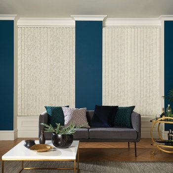 Vertical Blinds Glasgow Edinburgh Champagne