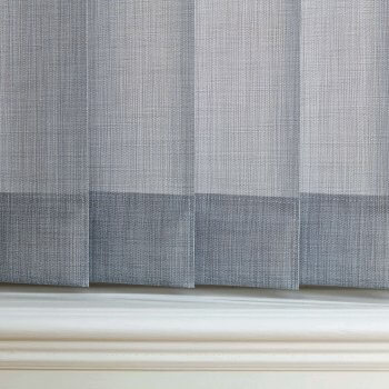 Vertical Blinds Glasgow Edinburgh Silver