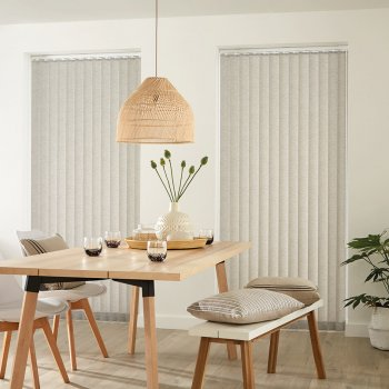 Vertical Blinds Glasgow Edinburgh Magnolia