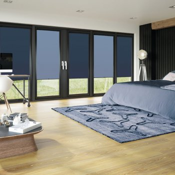 Perfect fit blinds for Bi-fold doors Glasgow