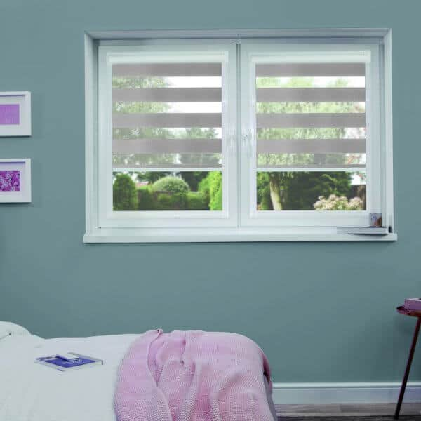 day & night blinds Bedroom